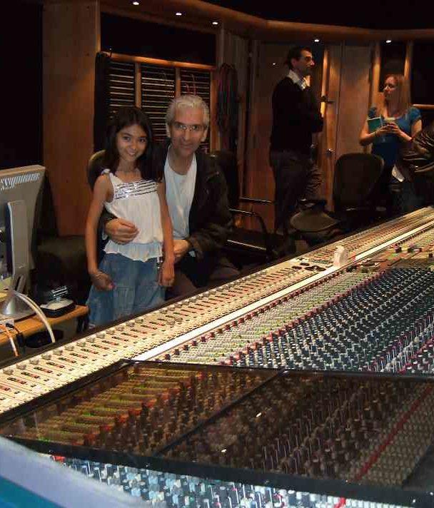 Chris and daughter Lisa